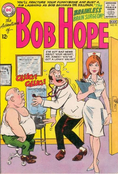 Adventures of Bob Hope Vol 1 91