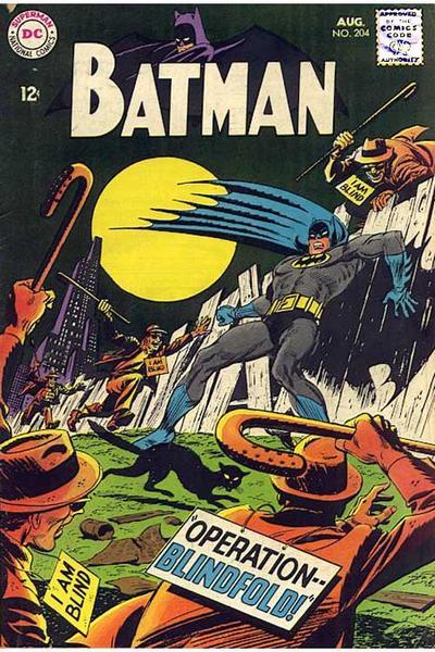 Batman Vol 1 204