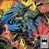 Batman #432 April 1989 DC Comics Owsley Aparo De Carlo