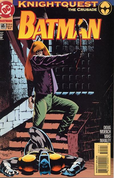 Batman Vol 1 505