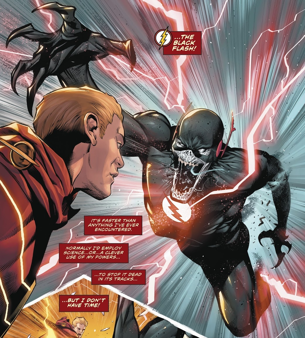 Black Flash (Prime Earth)