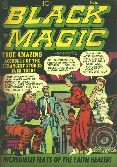 Black Magic (Prize) Vol 1 9