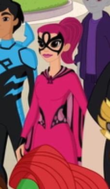 Alba Garcia (DC Super Hero Girls)
