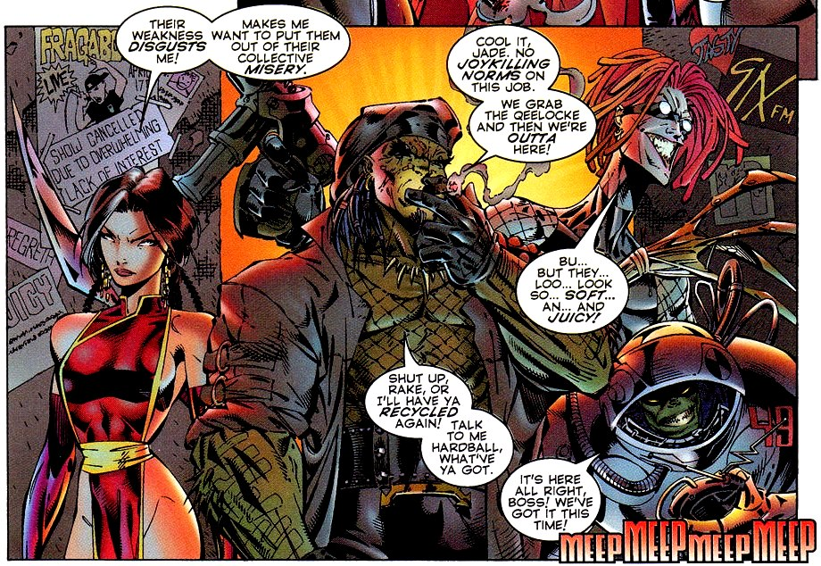 Bounty Hunters (Damocles Universe)/Gallery