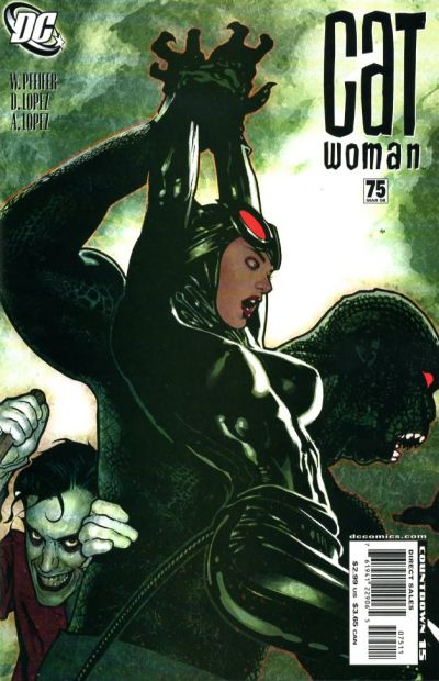 Catwoman: Waking Up on the Wrong Side of the Universe