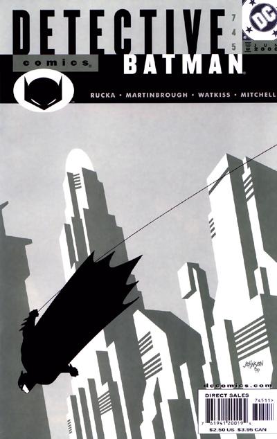 Detective Comics Vol 1 745
