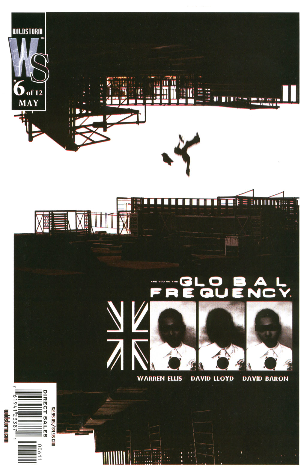 Global Frequency Vol 1 6