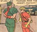 Green Arrow II Speedy II Earth-One 001