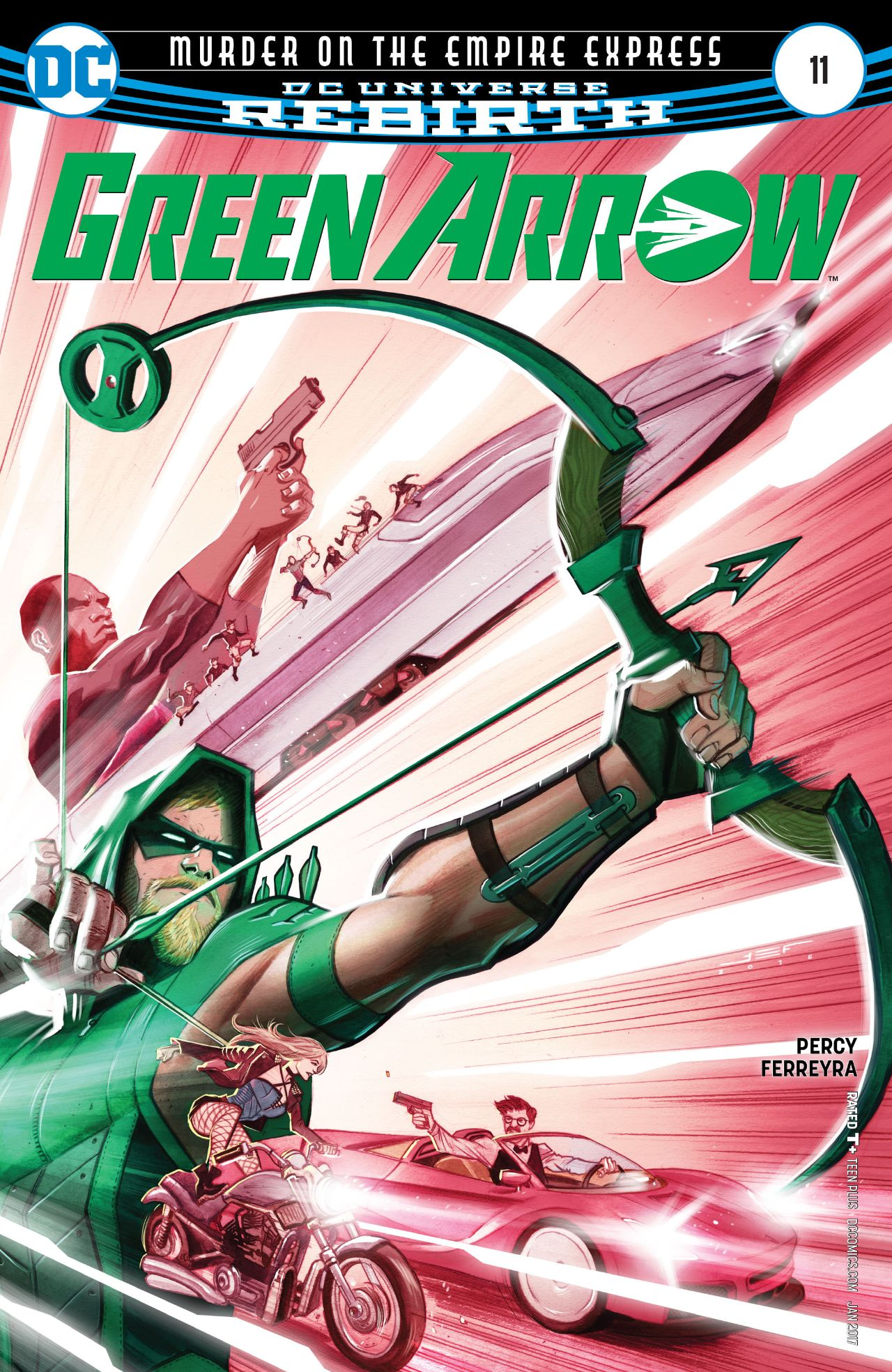 Green Arrow Vol 6 11