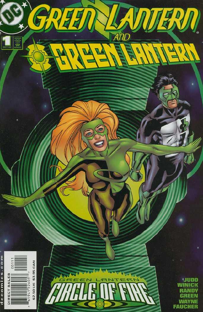 Green Lantern/Green Lantern Vol 1 1