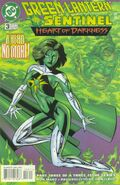 Green Lantern - Sentinel - Heart of Darkness Vol 1 3