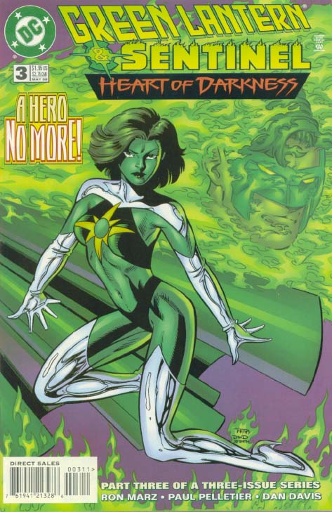 Green Lantern/Sentinel: Heart of Darkness Vol 1 3
