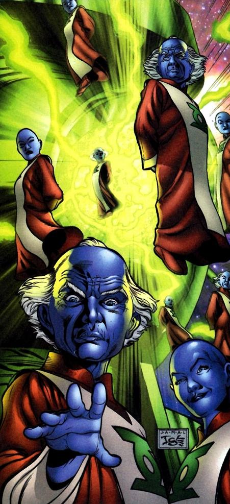 Guardians of the Universe (New Earth)