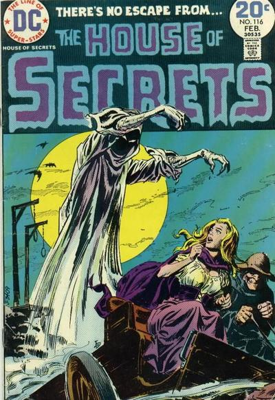House of Secrets Vol 1 116