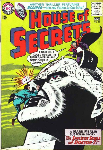 House of Secrets Vol 1 65