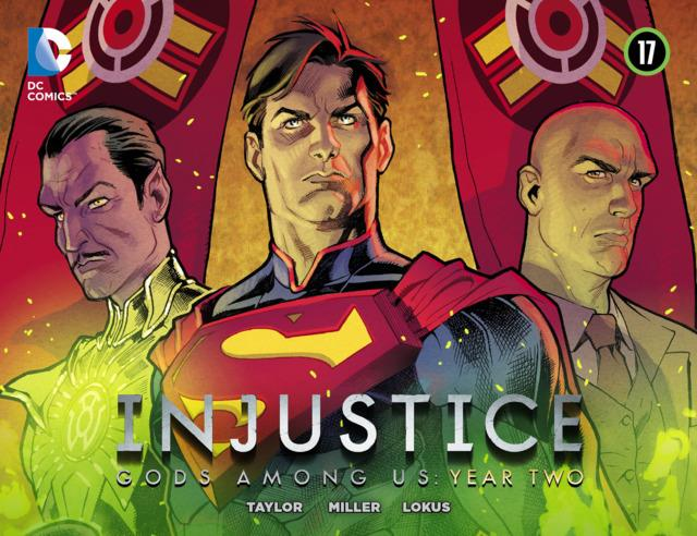 Injustice: Gods Among Us: Year Two Vol 1 17 (Digital)