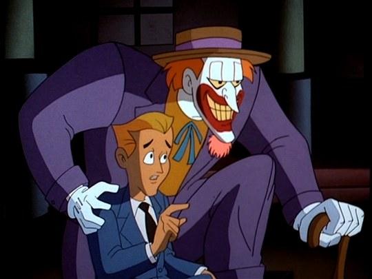 Batman (1992 TV Series) Episode: Be a Clown