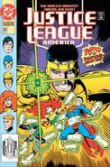 Justice League America Vol 1 62