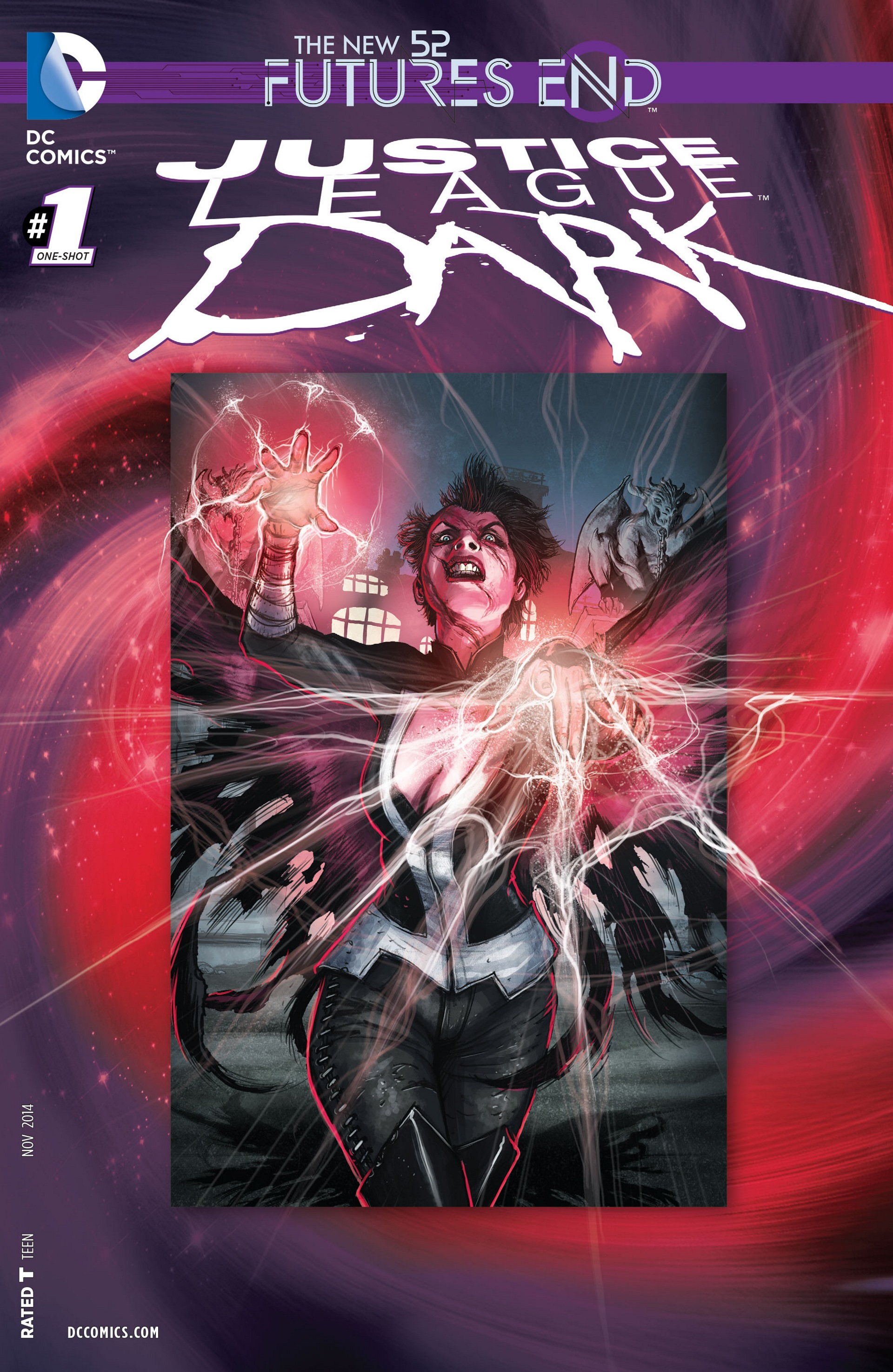 Justice League Dark: Futures End Vol 1 1
