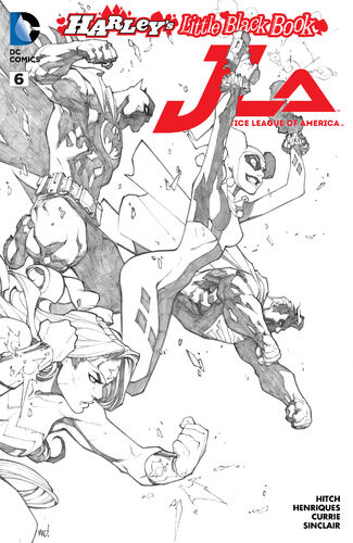 Joe Mad Pencil Variant