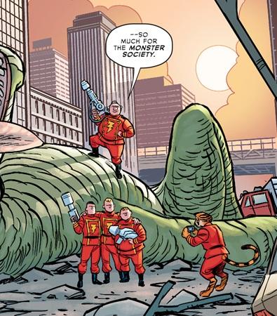 Lieutenant Marvels (Earth 5)