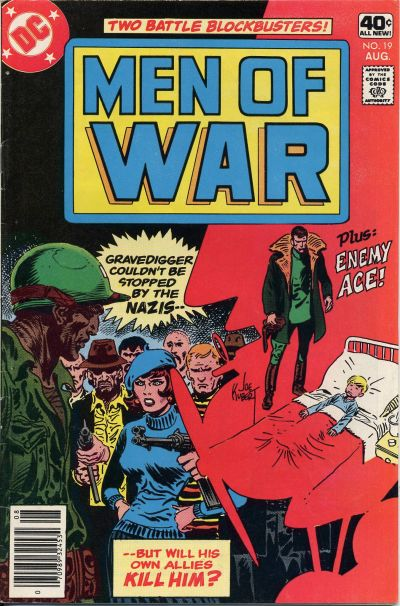 Men of War Vol 1 19