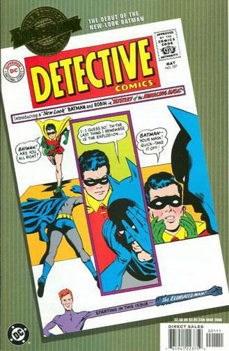 Millennium Edition: Detective Comics Vol 1 327