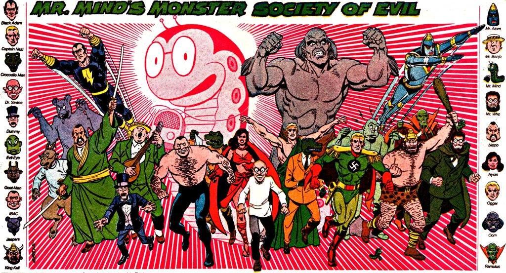 Monster Society of Evil (Earth-S)