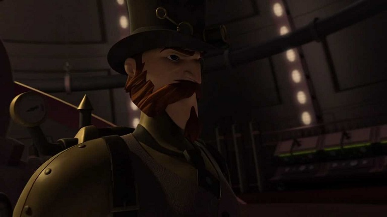 Nigel Fortenberry (Green Lantern Animated Series)