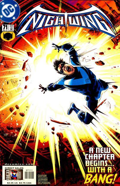 Nightwing Vol 2 71