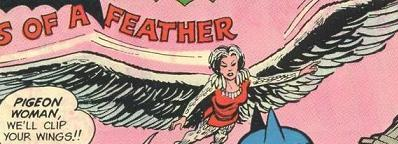 Pigeon Person (Earth-One)