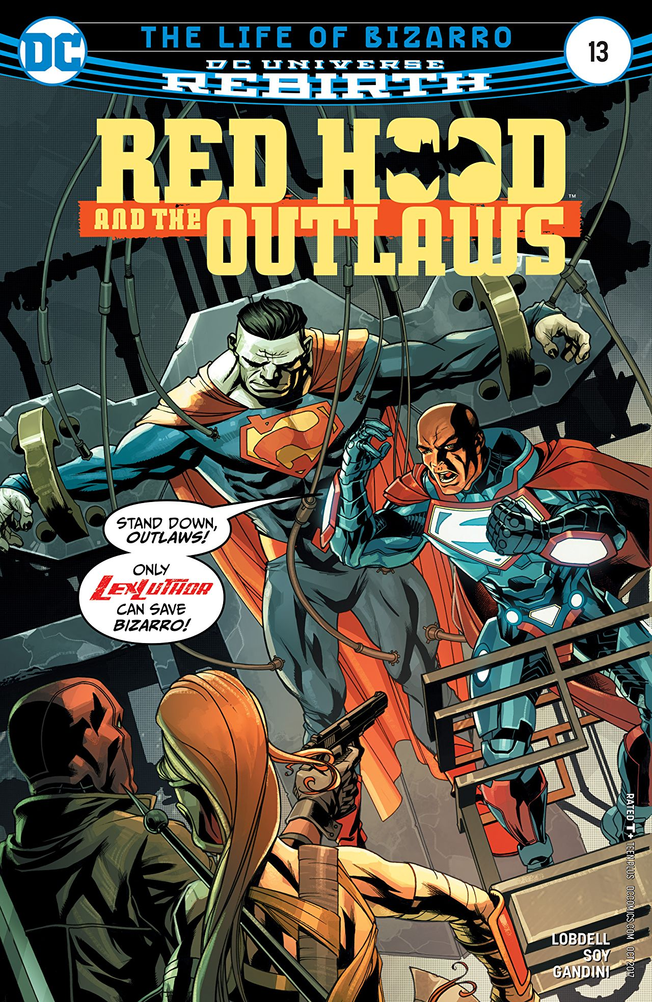 Red Hood and the Outlaws Vol 2 13