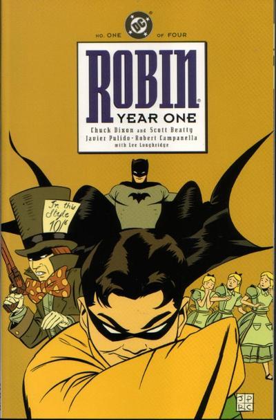 Robin: Year One Vol 1