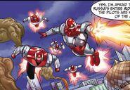 Rocket Red Brigade DCAU 001