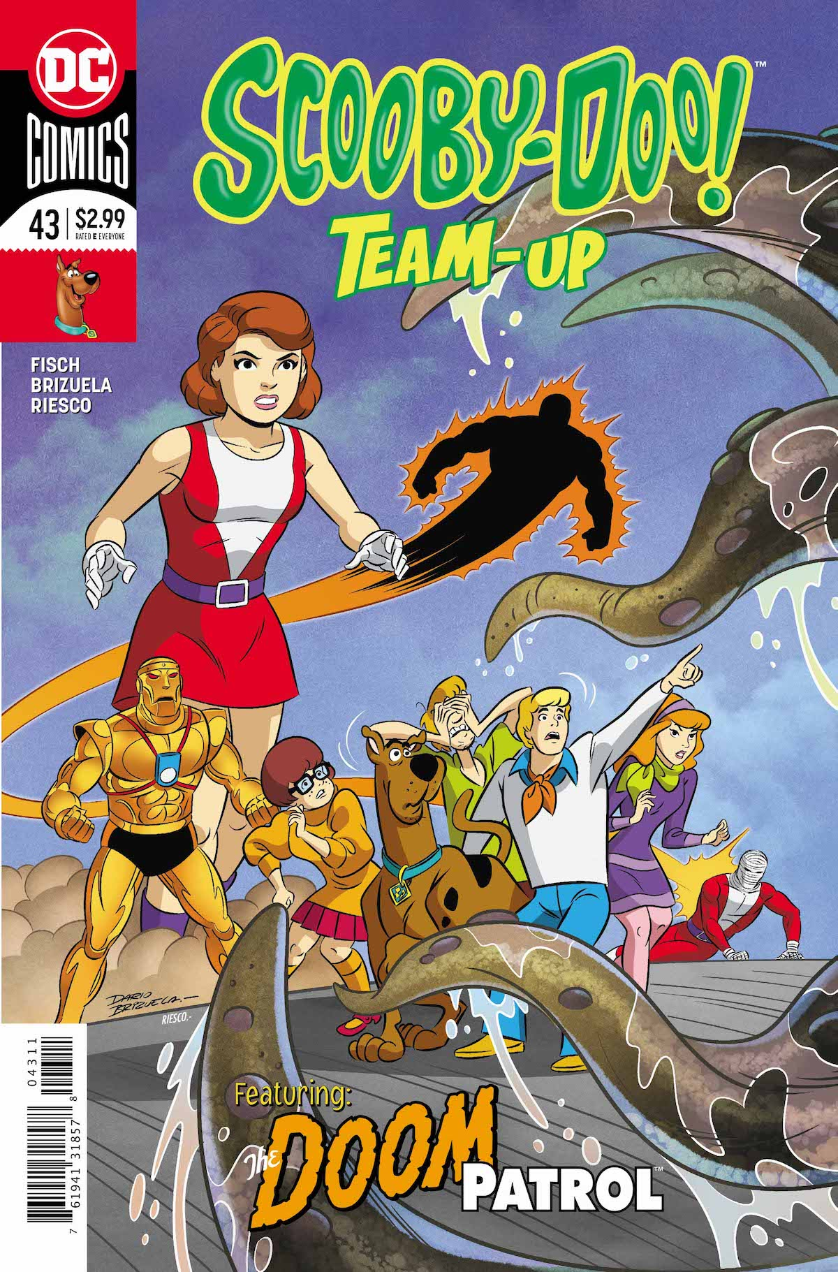Scooby-Doo! Team-Up Vol 1 43