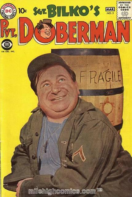 Sergeant Bilko's Private Doberman Vol 1 5