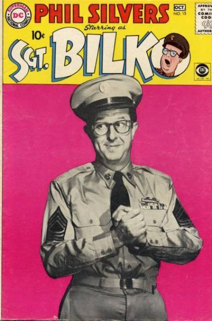 Sergeant Bilko Vol 1 15