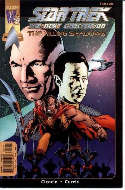 Star Trek: The Next Generation: The Killing Shadows Vol 1 1
