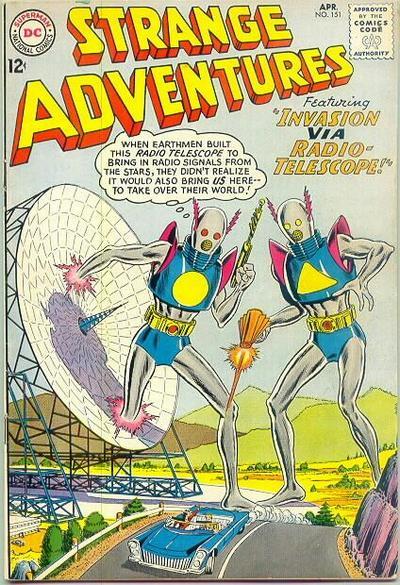 Strange Adventures Vol 1 151