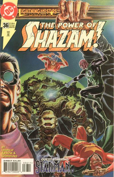 The Power of Shazam! Vol 1 36