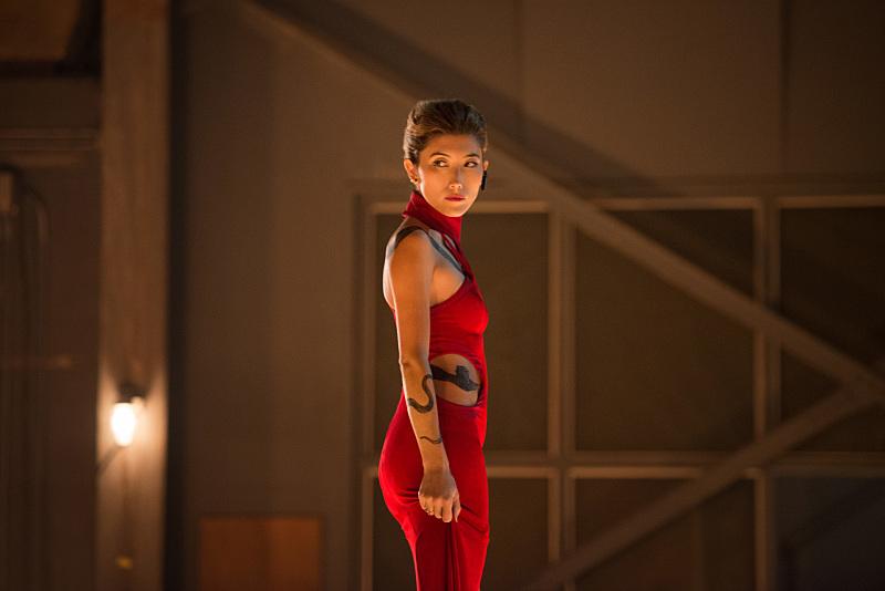 Veronica Sinclair (Arrowverse: Earth-38)
