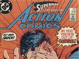 Action Comics Vol 1 558