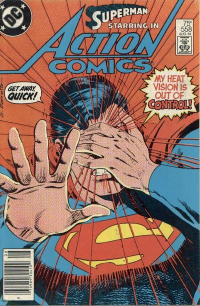 Action Comics Vol 1 558