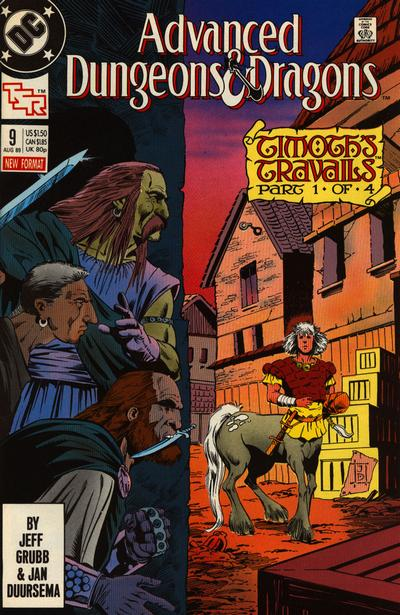 Advanced Dungeons and Dragons Vol 1 9