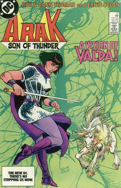 Arak: Son of Thunder Vol 1 37
