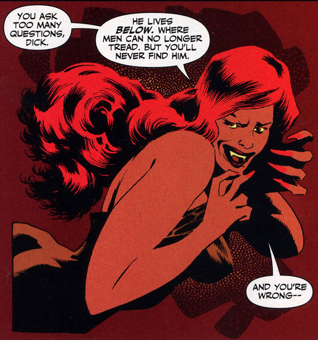 Barbara Gordon (Earth-43)