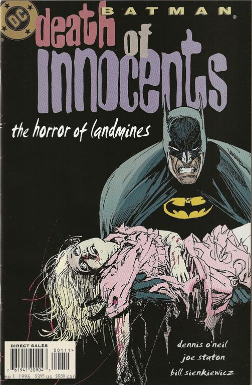 Batman: Death of Innocents