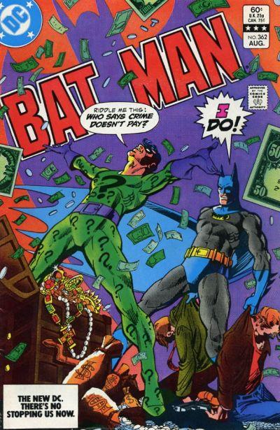 Batman Vol 1 362