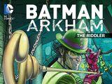 Batman Arkham: The Riddler (Collected)