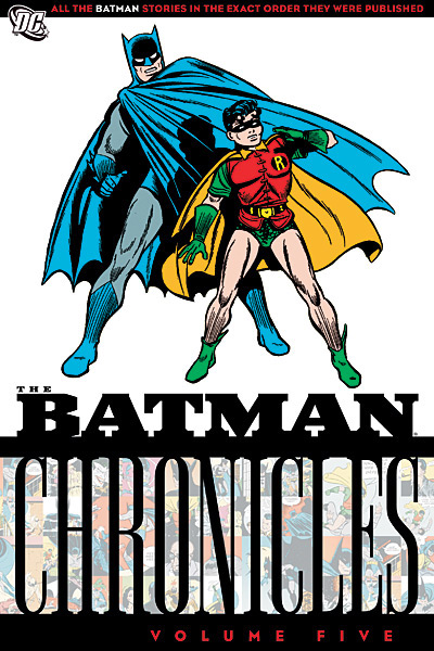 Batman Chronicles Vol 5 (Collected)